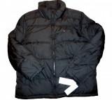 Geaca Tommy Hilfiger iarna - barbati XL-100% AUTENTIC, Negru