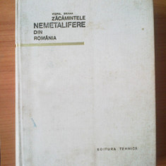 d1  Zacamintele nemetalifere din Romania - Viorel Brana