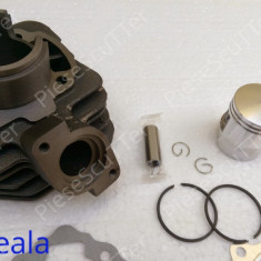 Kit Cilindru - Set Motor Scuter Peugeot - Pejo Splinter / Squab 49cc - 50cc AER - Set cilindri Moto