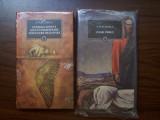 V.VOICULESCU - ULTIMELE SONETE ALE LUI SHAKESPEARE / ZAHEI ORBUL, 2 VOL NOI