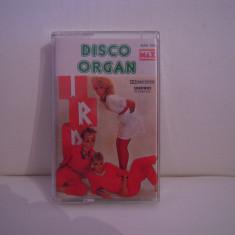 Vand caseta audio Disco Organ, originala, raritate