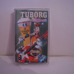 Vand caseta audio Tuborg Music Collection, originala, raritate! - Muzica Pop cat music, Casete audio