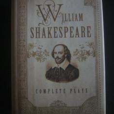 WILLIAM SHAKESPEARE - COMPLETE PLAYS {stare impecabila}
