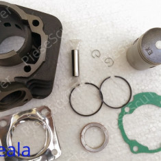 Kit Cilindru / Set motor + Piston + Segmenti Scuter HONDA VISION ( 49cc - 50cc - racire aer ) - Set cilindri Moto