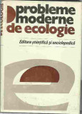 Bogdan Stugren - PROBLEME MODERNE DE ECOLOGIE