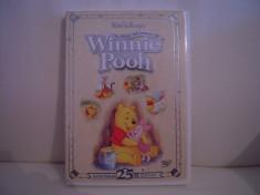 Vand dvd desene animate Winnie the Pooh,sistem NTSC,original,raritate foto