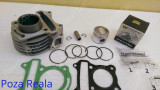 Kit Cilindru / Set motor + Segmenti + Piston Scuter Chinezesc Gy6 / 4T W STANDARD ( 65cc / 44mm )