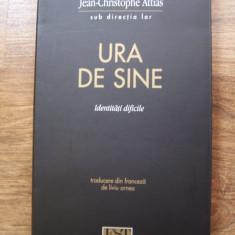 URA DE SINE - ESTHER BENBASSA; JEAN-CHRISTOPHE ATTIAS (EST, 2005) - Carti Iudaism