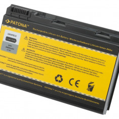 1 PATONA | Acumulator pt Acer Extensa 5120 5210 5220 5420 5430 5610 Grape 34 32 - Baterie laptop PATONA, 4400 mAh