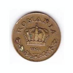 5) Mihai I. 1 LEU 1941 - Moneda Romania