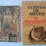 Curtea de Arges - 2 carti - Istorie