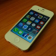 Apple Iphone 4S alb/white 16 GB, Neblocat
