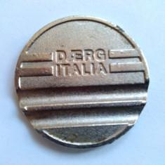 Jeton professional cleaning DAERG - anii '90 Italia ( 2 ) - Jetoane numismatica
