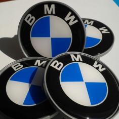 Vand capacele jante BMW, NOI, set de 4 bucati - Capace janta