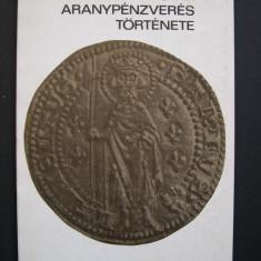 Istoricul emisiunilor monetare de aur din Ungaria - Gedai Istvan, Muzeul National din Ungaria (limba maghiara)