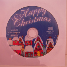 Vand cd audio Happy Christmas, original, raritate!-fara coperti - Muzica Sarbatori