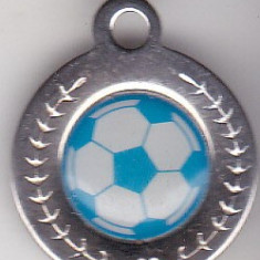 Breloc Jeton Fotbal - Breloc Barbati