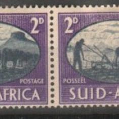 Anglia / Colonii, AFRICA DE SUD, 1945, nestampilate, MH