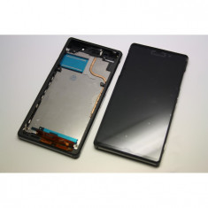Display Sony Xperia Z2 D6502 D6503 D6543 touchscreen lcd negru complet - Display LCD