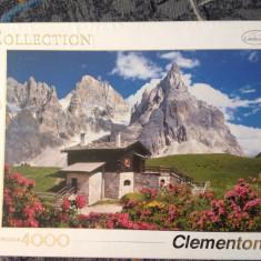 Puzzle Altele Clementoni 4000 piese