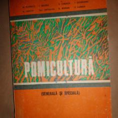 Pomicultura (generala si speciala)- Popescu, Militiu, Godeanu, Parnia, Cepoiu, Ropan, Drobota - Carti Agronomie
