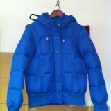 Geaca iarna trekking ski outdoor snowboard  puf DKNY ACTIVE MAR.M-L.Reducere!!!, Geci