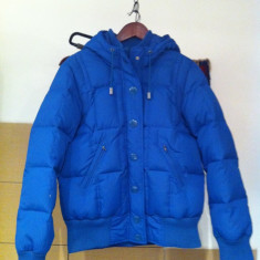 Geaca iarna trekking ski outdoor snowboard puf DKNY ACTIVE MAR.M-L.Reducere!!! - Echipament ski, Geci