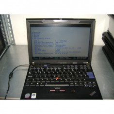 Laptop second hand Lenovo X200S Type 7470 - Laptop Lenovo, Diagonala ecran: 12, Intel Core 2 Duo, 2 GB, 160 GB