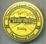 2007 INSIGNA- THE NATIONAL TRUST - YR YMDDIRIEDOLAETTH GENEDLAETHOL(IN SCOTIANA) -ERDDIG -REGATUL UNIT AL MARII BRITANII -starea care se ved