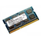MEMORIE LAPTOP Elpida 2GB 1Rx8 PC3-8500S-7-10-F1 DDR3
