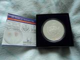 1 dollar 2009 papa Benedict, Palau, tiraj 2009 bucati, Australia si Oceania