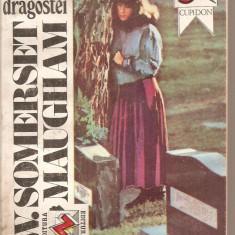 (C5700) W. SOMERSET MAUGHAM - TRIUMFUL DRAGOSTEI, EDITURA Z, 1992, TRADUCERE DE LILIANA MARES