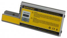 1 PATONA | Baterie acumulator laptop pt DELL Latitude D531 D820 D830 M4300 |2208 foto