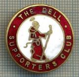 2043 INSIGNA - THE DELL - SUPPORTERS CLUB - SUPORTER AL ECHIPEI DE FOTBAL Southampton F.C - ANGLIA  - starea care se vede
