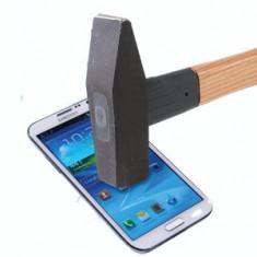 FOLIE sticla Galaxy S4 - Folie de protectie Samsung, Anti zgariere