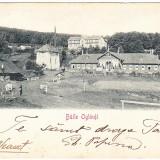 Baile Oglinzi, Neamt, circulata la Bucuresti in 1905