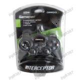 Gamepad USB, Omega Interceptor - 401107, Controller