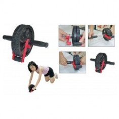Gym roller (roata pentru abdomen) - Aparat pentru abdomen