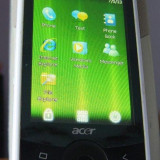 Acer beTouch E101 smartphone GPS OS Microsoft Windows Mobile