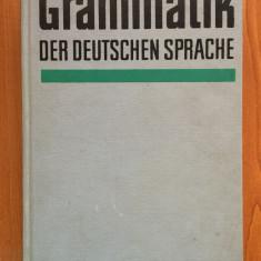 GRAMMATIK DER DEUTSCHEN SPRACHE - Walter Jung