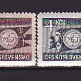 CEHOSLOVACIA - ANIVERSARI, EVENIMENTE, B 84