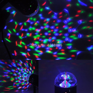 SET 3 SCANNERE LUMINI DISCO LED,FULL COLOR, LUMINA ROTATIVA.DISCO,CLUB,ACASA.