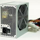 Vand sursa Fortron ATX-350PNF 350W reali cu  SATA, 4 molex, 24 pini mobo, 4pini CPU, 1x Floppy, vent 120mm