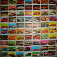 colectie 533 surprize sau la bucata: turbo, desene ask melegi, cartonase, etc