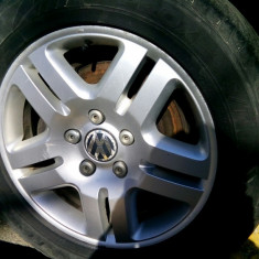 Jante aliaj R 18 - Janta aliaj Volkswagen, Numar prezoane: 5