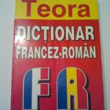 DICTIONAR DE BUZUNAR FRANCEZ - ROMAN - SANDA MIHAESCU - CIRSTEANU ( 537 )