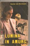 (C5669) LUMINA IN AMURG DE XAVIER DE MONTEPIN, EDITURA SAECULUM, 1992, TRADUCERE DE ELIS BUSNEAG, Alta editura