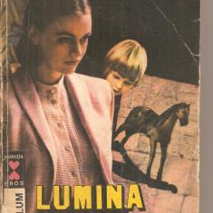 (C5669) LUMINA IN AMURG DE XAVIER DE MONTEPIN, EDITURA SAECULUM, 1992, TRADUCERE DE ELIS BUSNEAG - Roman