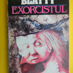 EXORCISTUL William Peter Blatty - Carte Horror