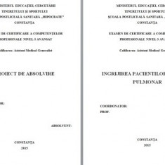LICENTA A.M.G. - INGRIJIREA PACIENTULUI CU ABCES PULMONAR (1) (+prezenare )